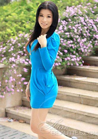 caring member China: Qiaohua from Shenzhen, 48 yo, hair ...
